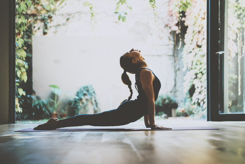 Relieve lupus joint pain by practicing yoga regularly