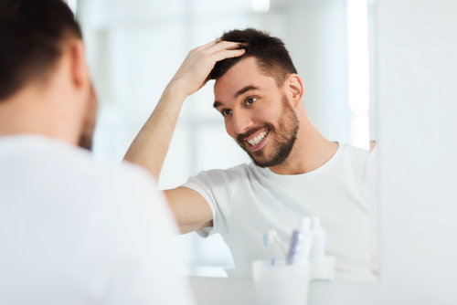 Learn how men grow hair faster
